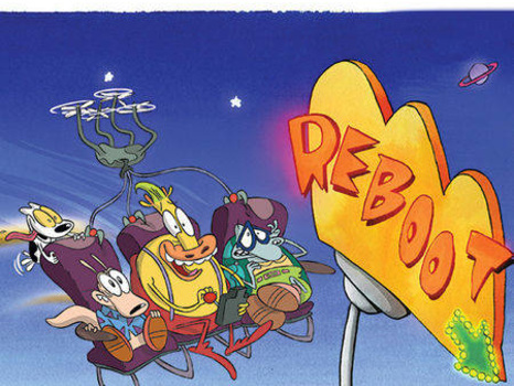 Rocko's Modern Life: Static Cling: Get Your First Look at Nickelodeon's Revival!