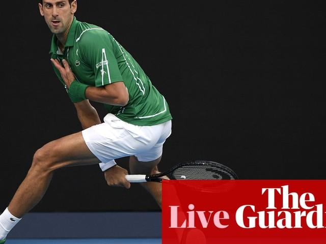 Australian Open men's singles final: Novak Djokovic v Dominic Thiem – live!