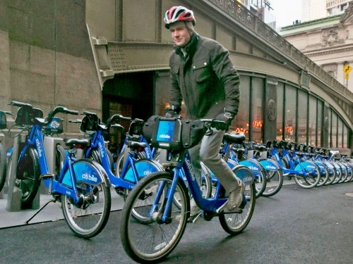 Lyft's Citi Bikes are expanding to the Bronx and other New York City areas after being criticized for only serving rich neighborhoods (LYFT)
