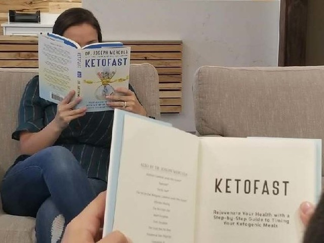 Take the KetoFast 30-day challenge