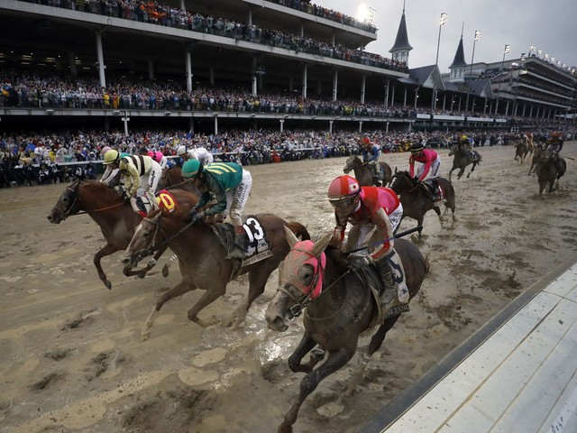 Donald Trump rips Kentucky Derby result, blames 'political correctness'