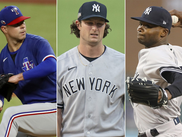 Yankees have a lot riding on fragile arms behind Gerrit Cole