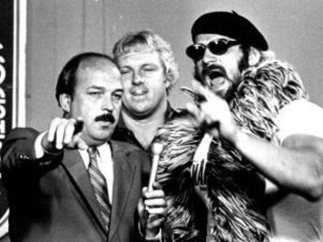 'Mean Gene' Okerlund, famed pro wrestling interviewer who started career in Twin Cities, dies at 76