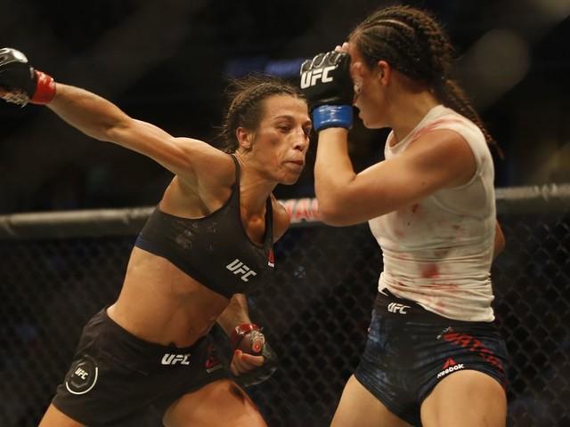 UFC Tampa video recap: Jedrzejczyk wins one-sided decision vs. Waterson