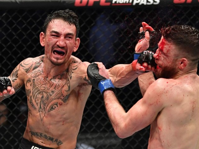 UFC Fight Island 7 results: Holloway dominates Kattar in historically lopsided decision