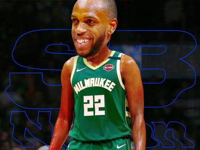 Khris Middleton is a star who makes the Bucks, not the other way around