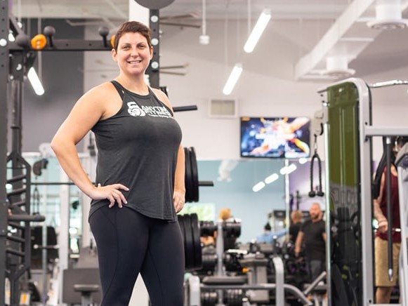 Here's how one gym owner doubled her space and increased her membership by 40%