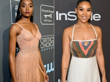 Alexandra Shipp Responds To 'Beale Street's' Kiki Layne Plotting For Her 'X-Men' Role + Normani Opens Up About Being Subconsciously Insecure About Her Blackness While In 'F5' Group