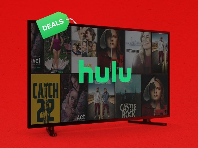 Hulu's Cyber Monday deal for new subscribers saves them $48 in their first year — here's how to sign up