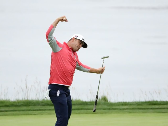 The 4 big things that won Gary Woodland the U.S. Open