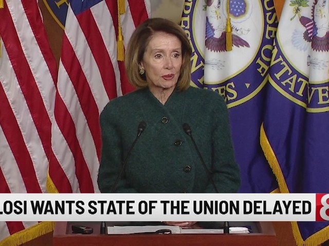 Government shutdown may upend State of the Union speech