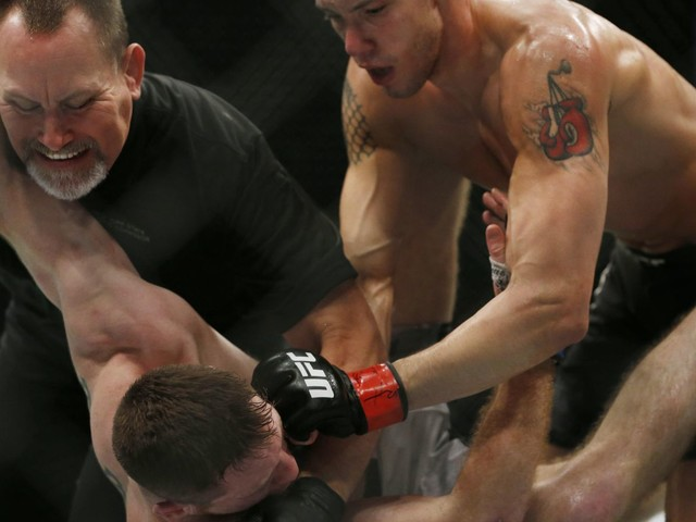 UFC Austin video: James Vick wonders why Anthony Pettis is even ranked