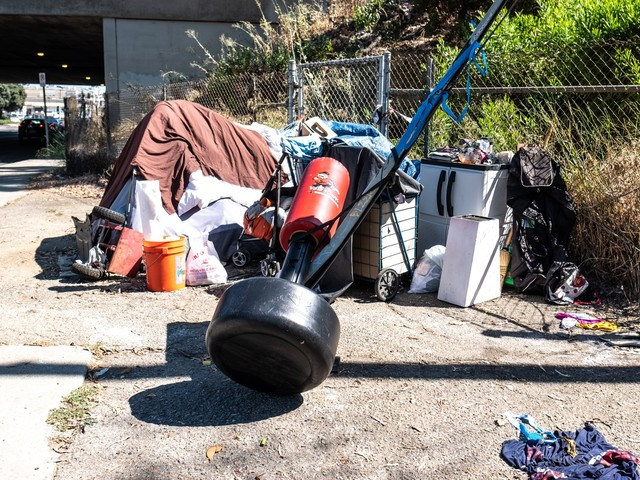 Trump administration suggests increased policing to combat homelessness