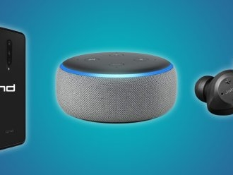 Daily Deals: A $20 Echo Dot, a $100 Pair of Jabra Wireless Earbuds, 20% off dbrand Skins, and More