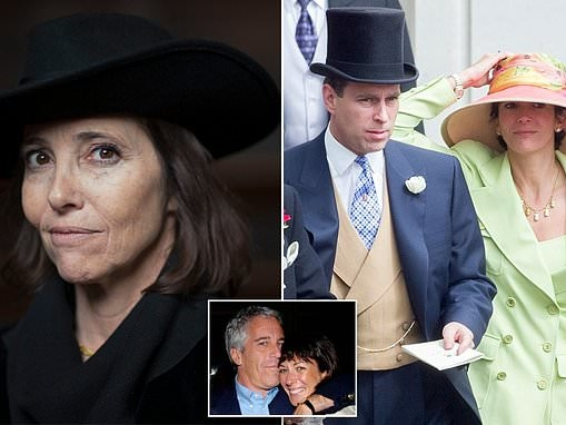 Prince Andrew's cousin claims Jeffrey Epstein and Ghislaine Maxwell thought he was a 'hapless sap'