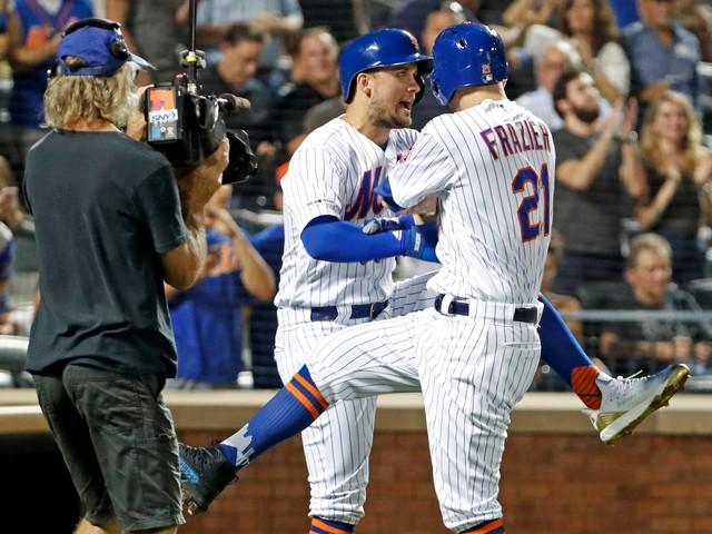 New York Mets wear special 9/11-themed cleats vs. Diamondbacks