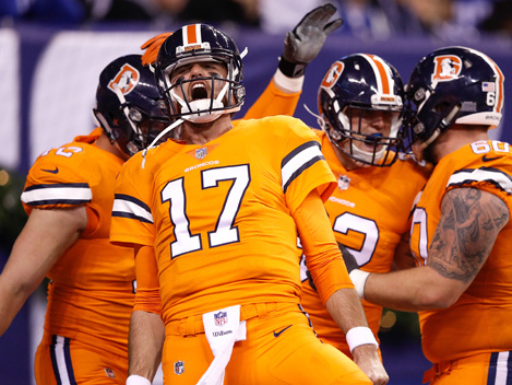 Osweiler's Strong Relief Appearance Leads Broncos To Top Colts