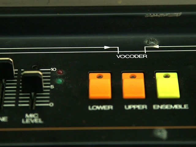 Watch a beautiful video about vocoder history from The New Yorker