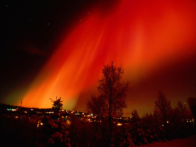 Blood Red Skies Over China Explained 300 Years Later