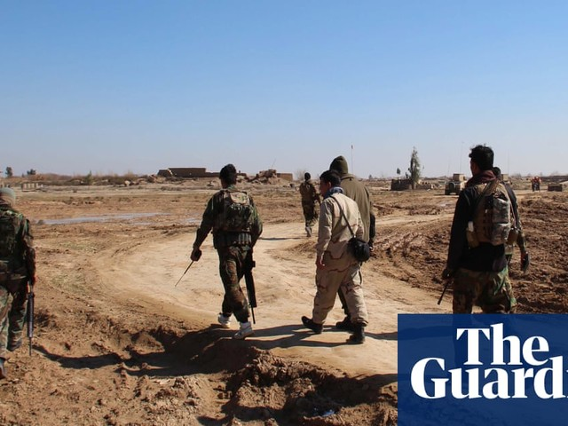 US contractor reportedly kidnapped in eastern Afghanistan