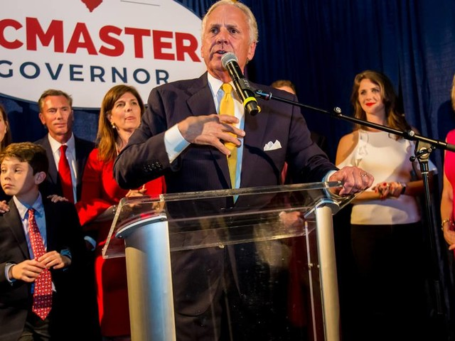 Gov. Henry McMaster appoints himself to board studying whether to sell Santee Cooper
