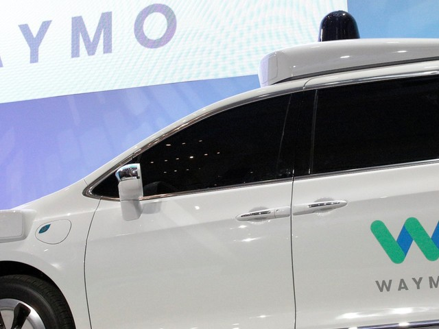 Waymo is selling its sensors — but not to autos (GOOGL, GM, MS)