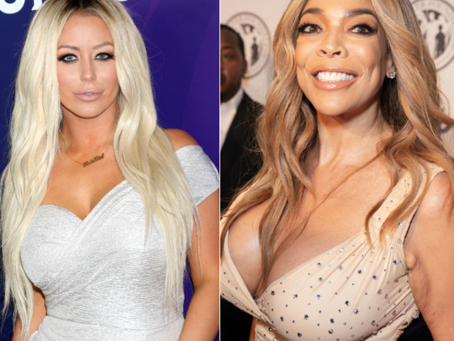 The 'Making The Band' Reboot Has Aubrey O'Day Beefin' With Wendy Williams & Slamming Diddy!