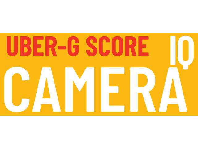 The Uber-G Camera IQ Score
