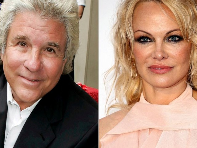Pamela Anderson marries film producer Jon Peters