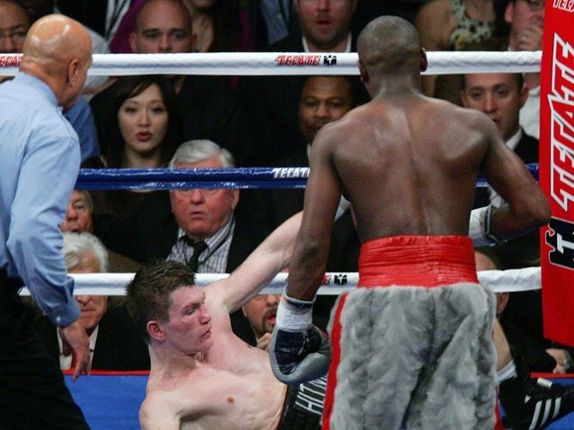 Video: Watch the top 50 punches of Floyd Mayweather's career