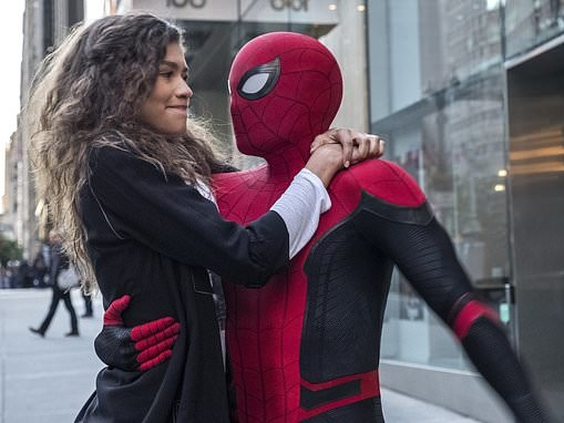 Spider-Man: Far From Home tops the B.O. again with $45m bringing web-slinger's global haul to $800m