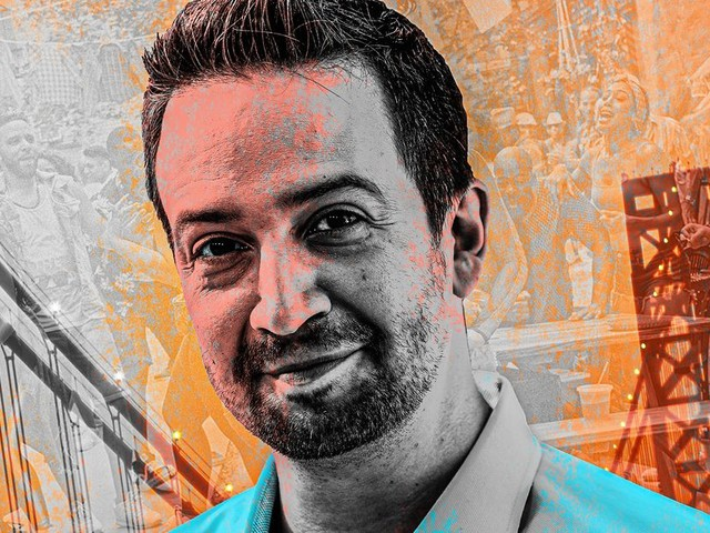 Unpacking the Love-Hate Relationship With Lin-Manuel Miranda