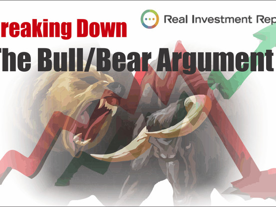 Breaking Down The Bull/Bear Argument