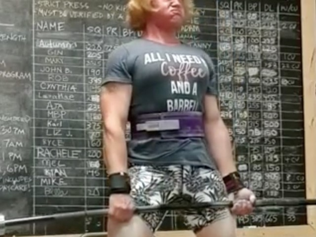 Transgender weightlifter stripped of women's titles after drug test confirms male gender