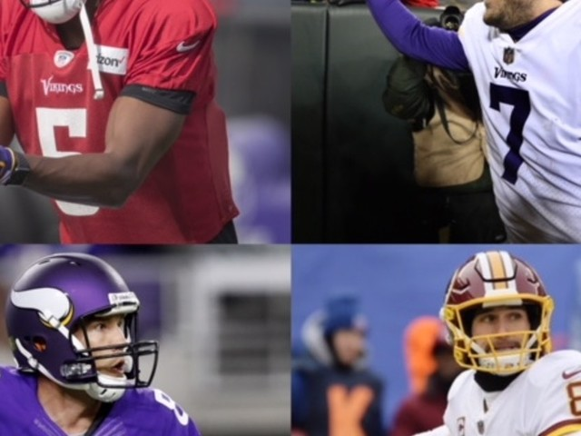 Here's where we stand with the Vikings, Kirk Cousins and other QB options