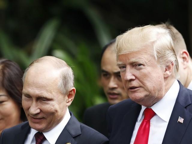 Luke Harding Explores The Ties Between Trump And Russia