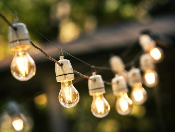 The Best String Lights for Your Outdoor Space