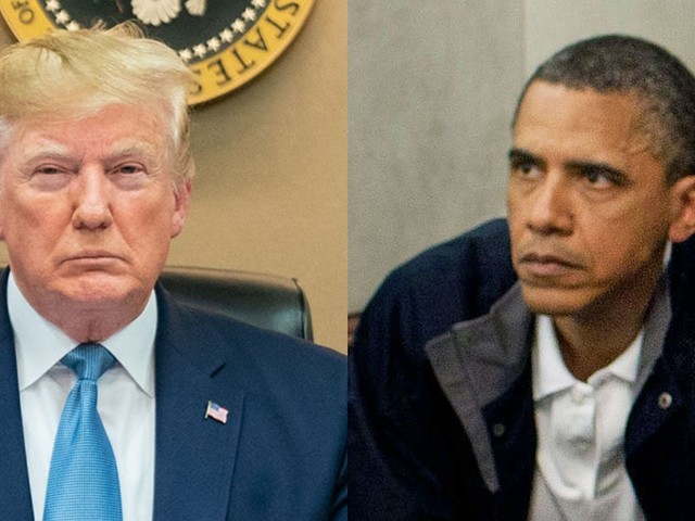 Trump's Baghdadi raid Situation Room photo has one big difference to Obama's bin Laden picture — and it tells you everything about their styles
