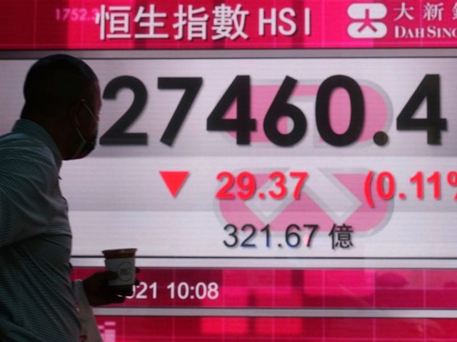 World shares mixed on worries virus may upend recoveries