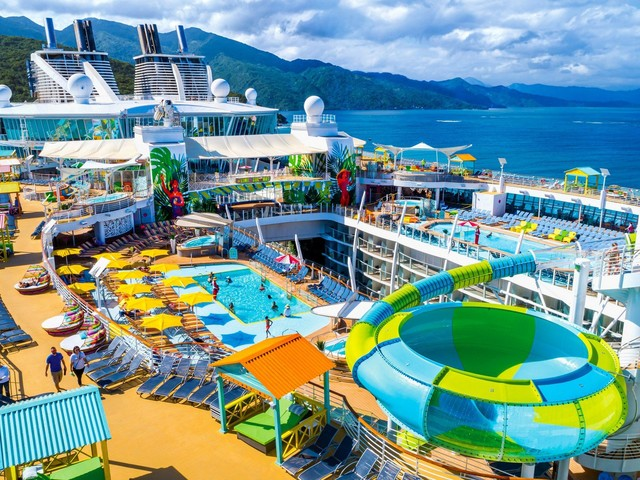 50 things everyone should do on a Royal Caribbean cruise at least once