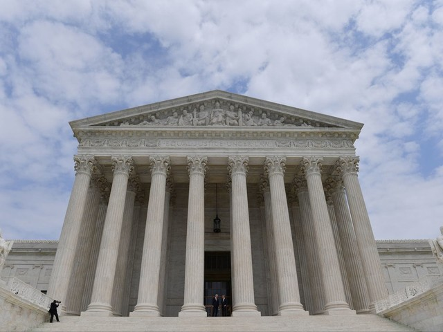 Supreme Court on 5-to-4 vote blocks restrictive Louisiana abortion law