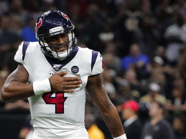 NFL Panic Index 2019: The Texans are still doing Deshaun Watson dirty