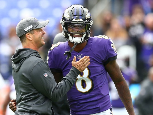 Lamar Jackson is making the Ravens the NFL's most fun team
