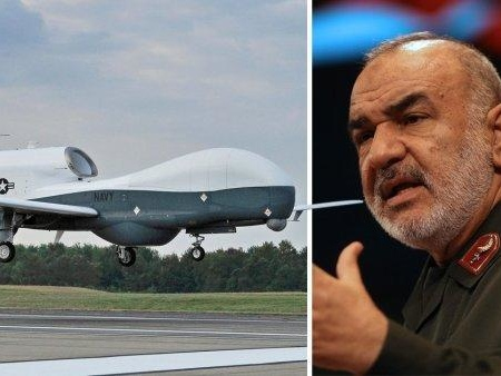 US May Have Shot Down Its Own Drone, Iran Claims
