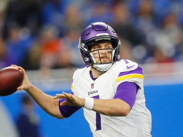 Case Keenum lines up a Broncos deal that should get the quarterback market moving