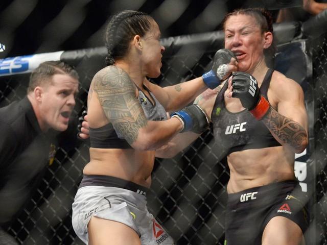 """I Was Not Feeling Sad"": Cris Cyborg Looks Back at Loss to Amanda Nunes"