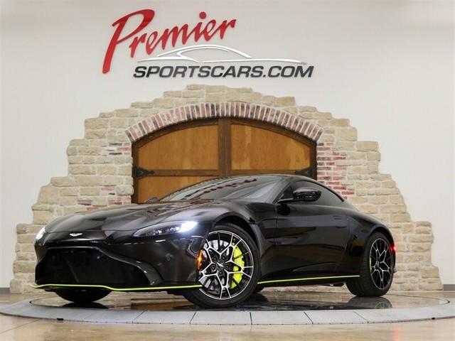2020 Aston-Martin Vantage AMR