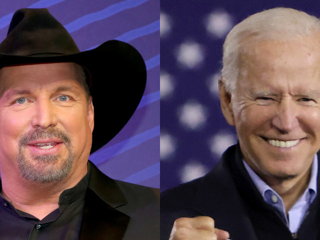 Garth Brooks to Perform at Biden's Inauguration, Was Asked to Perform at Trump's in 2017
