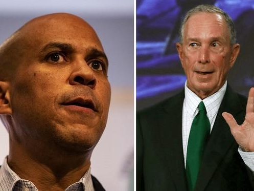 Bloomberg Echoes Harry Reid 'No Negro Dialect' Gaffe In Tone-Deaf Comment About Cory Booker