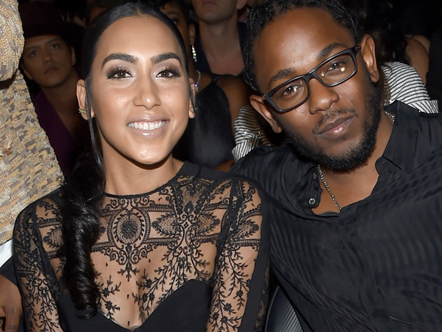 Kendrick Lamar & Fiancee Whitney Alford Welcome Their First Child!